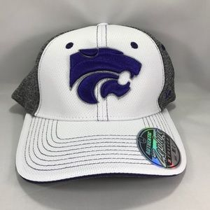 Kansas State Wildcats Fitted Baseball Cap M/L